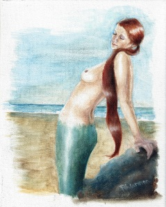 nude mermaid 2