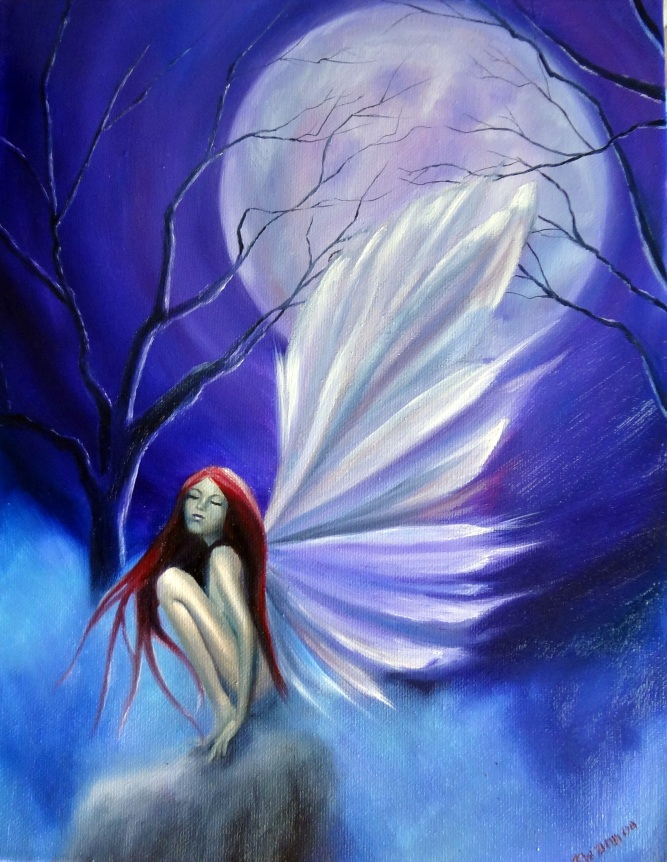 winter moon fairy