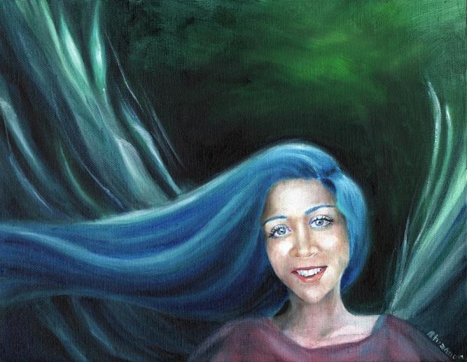 Michele blue fairy
